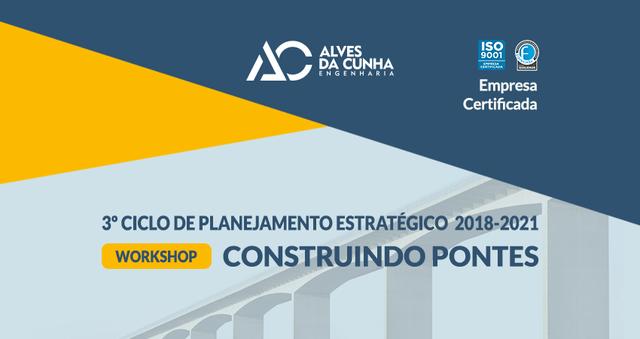 Balanço, análise e planejamento: 3º Ciclo de Planejamento Estratégico Alves da Cunha.