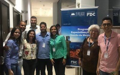 Líderes da Alves da Cunha participam de aula inaugural da FDC